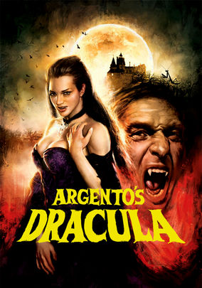 Rent Argento's Dracula on DVD