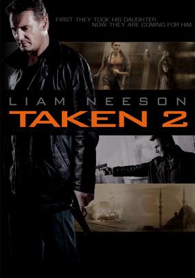 Rent Taken 2 on DVD