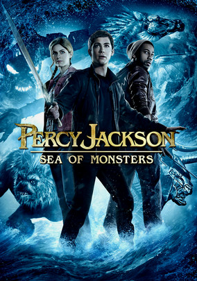 Rent Percy Jackson: Sea of Monsters on DVD