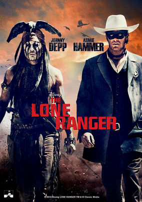 Rent The Lone Ranger on DVD