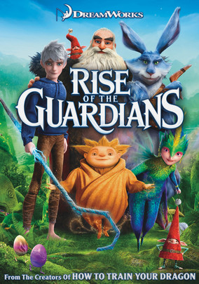Rent Rise of the Guardians on DVD