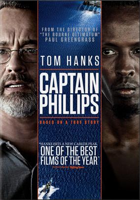 Rent Captain Phillips on DVD