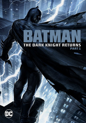 Rent Batman: The Dark Knight Returns: Part 1 on DVD