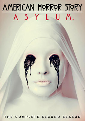 Rent American Horror Story: Season 2 on DVD