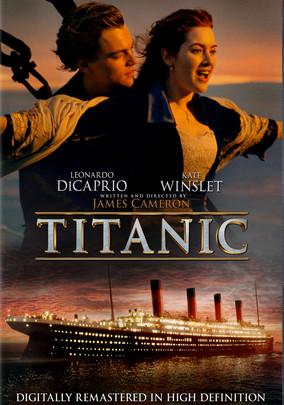 Rent Titanic on DVD