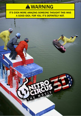 Rent Nitro Circus: The Movie on DVD