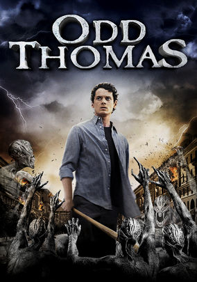 Rent Odd Thomas on DVD