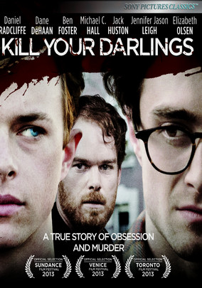 Rent Kill Your Darlings on DVD