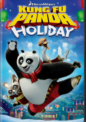 Rent Kung Fu Panda Holiday on DVD