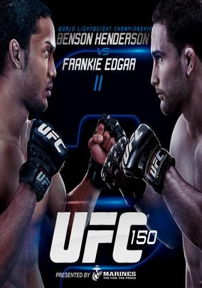 Rent UFC 150: Henderson vs. Edgar II on DVD