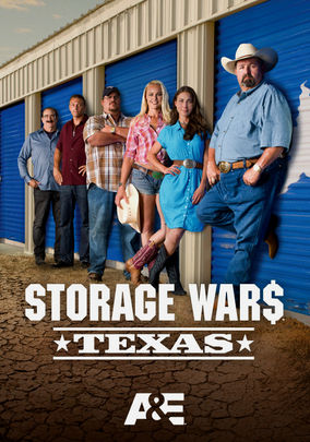 Rent Storage Wars: Texas on DVD