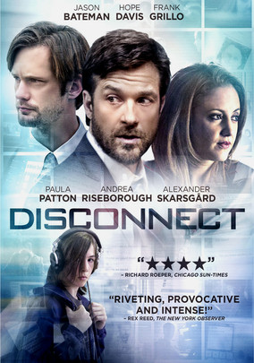 Rent Disconnect on DVD