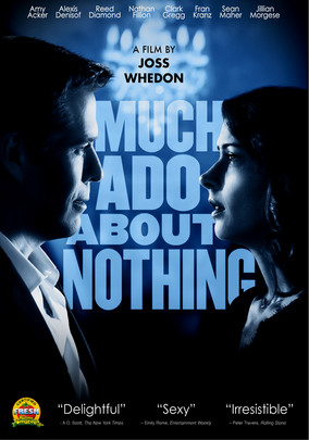 Rent Much Ado About Nothing on DVD