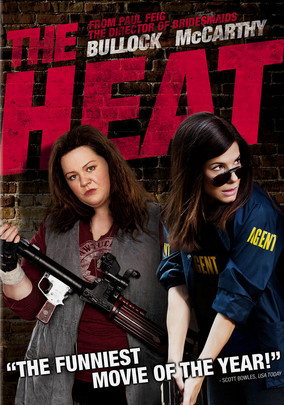 Rent The Heat on DVD