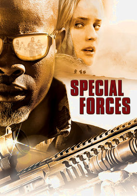 Rent Special Forces on DVD