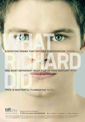 Rent What Richard Did on DVD