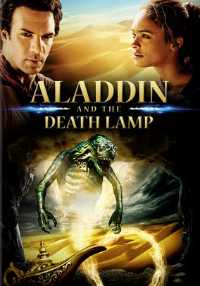 Rent Aladdin and the Death Lamp on DVD