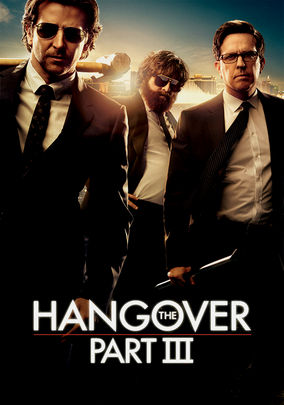 Rent The Hangover: Part III on DVD