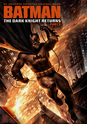 Rent Batman: The Dark Knight Returns: Part 2 on DVD