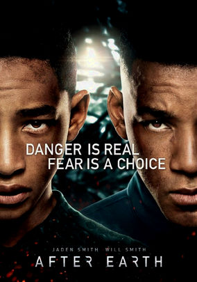 Rent After Earth on DVD