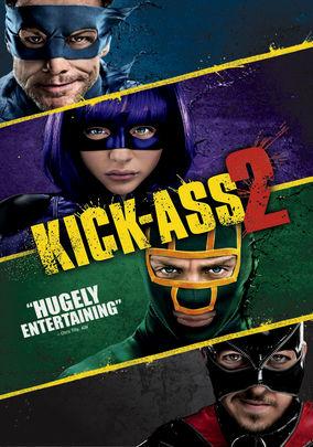 Rent Kick-Ass 2 on DVD