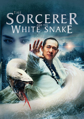Rent The Sorcerer and the White Snake on DVD