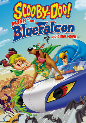 Rent Scooby-Doo!: Mask of the Blue Falcon on DVD