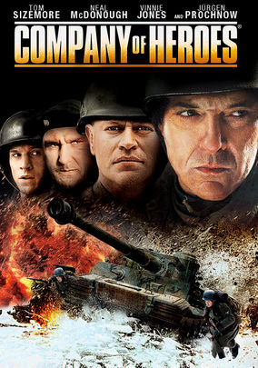 Rent Company of Heroes on DVD