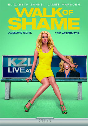 Rent Walk of Shame on DVD