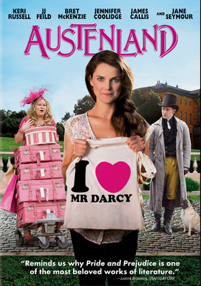 Rent Austenland on DVD