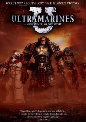 Rent Ultramarines: A Warhammer 40,000 Movie on DVD