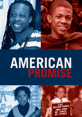 Rent American Promise on DVD