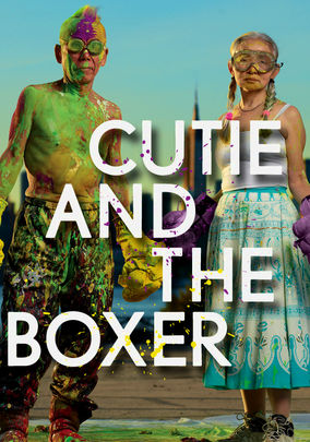 Rent Cutie and the Boxer on DVD