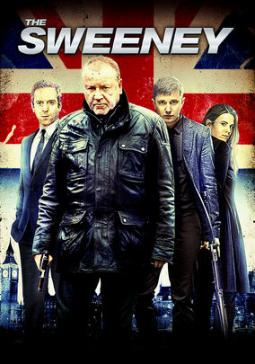 Rent The Sweeney on DVD