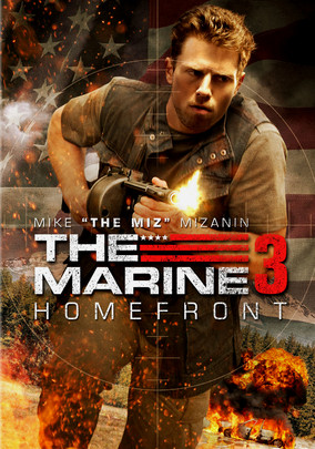 Rent The Marine 3: Homefront on DVD