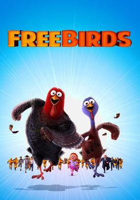 Rent Free Birds on DVD