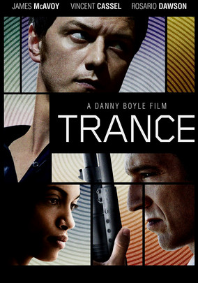 Rent Trance on DVD