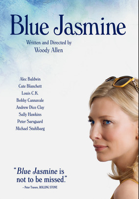 Rent Blue Jasmine on DVD