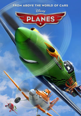 Rent Planes on DVD