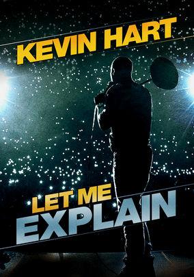 Rent Kevin Hart: Let Me Explain on DVD