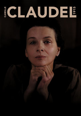 Rent Camille Claudel 1915 on DVD