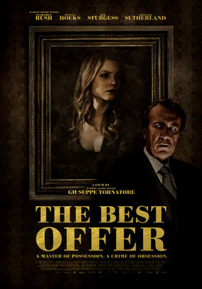 Rent The Best Offer on DVD