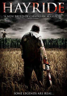 Rent Hayride on DVD