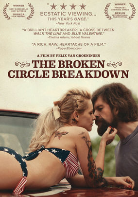 Rent The Broken Circle Breakdown on DVD