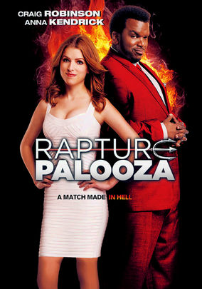 Rent Rapture-Palooza on DVD