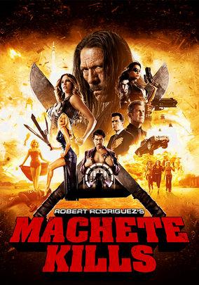 Rent Machete Kills on DVD