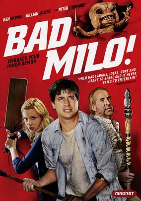 Rent Bad Milo! on DVD
