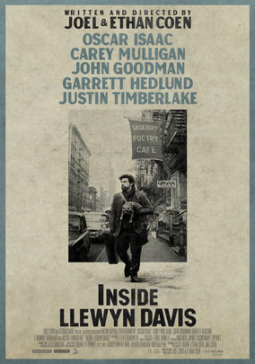 Rent Inside Llewyn Davis on DVD