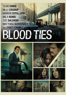 Rent Blood Ties on DVD
