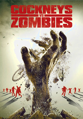 Rent Cockneys vs Zombies on DVD